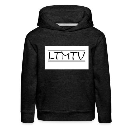 LTMtv Merch - Kinder Premium Hoodie