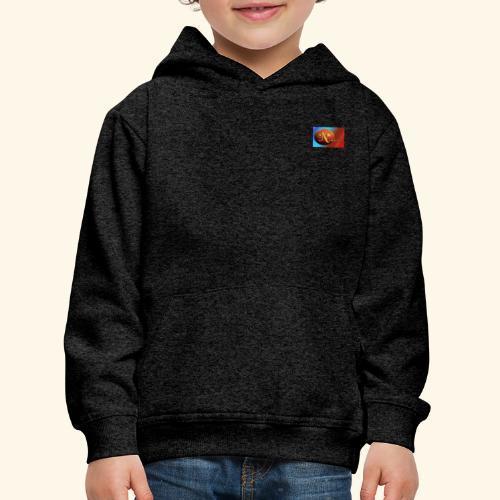 NathanielsLogo2 - Kinder Premium Hoodie