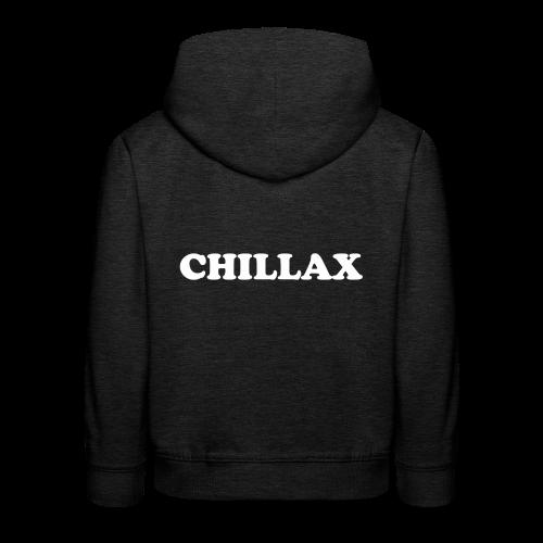 chill Collection - Premium Barne-hettegenser
