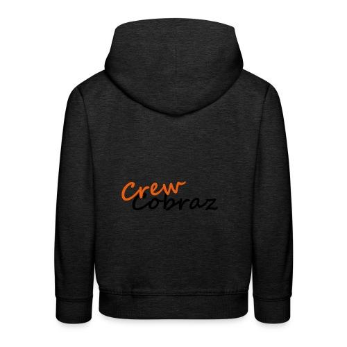 Cobraz team crew - Premium-Luvtröja barn
