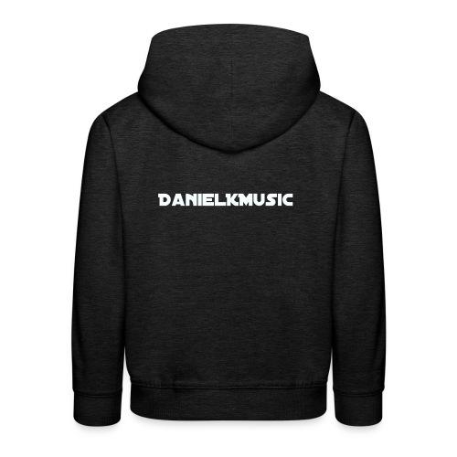 Inscription DanielKMusic - Kids' Premium Hoodie