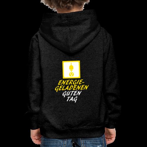 DieSteckdoze - Kinder Premium Hoodie