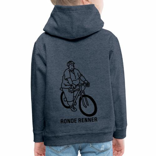 Ronde Renner - Kinderen trui Premium met capuchon