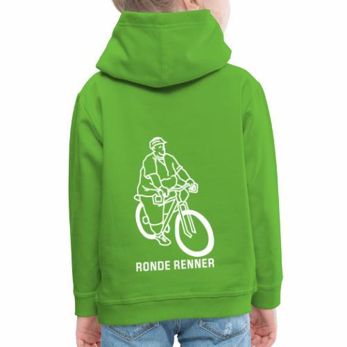 Ronde Renner - Kinderen trui Premium met capuchon