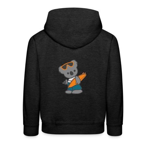 Surfer - Kinder Premium Hoodie