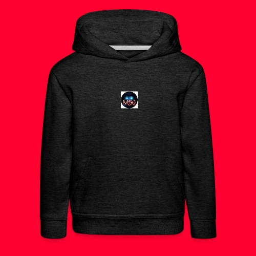 logo jpg - Kids' Premium Hoodie