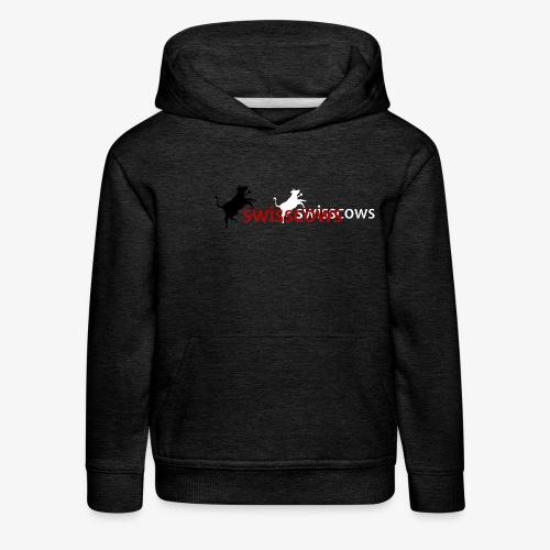 Männer T-Shirt - Kinder Premium Hoodie