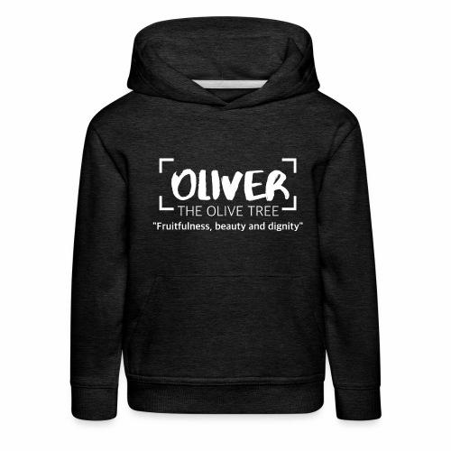 oliver - Lasten premium huppari