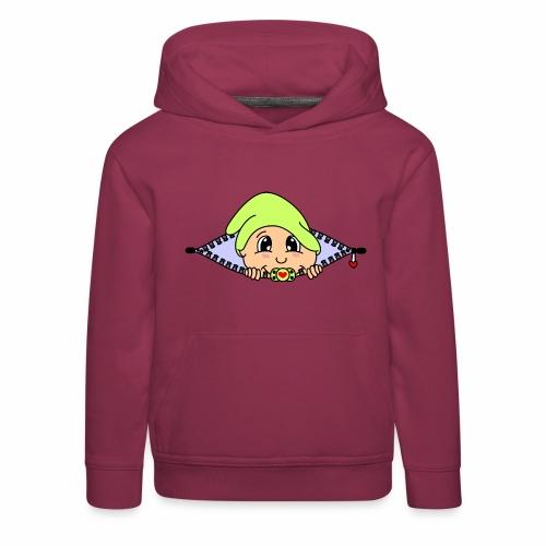 Zwerg - Kinder Premium Hoodie
