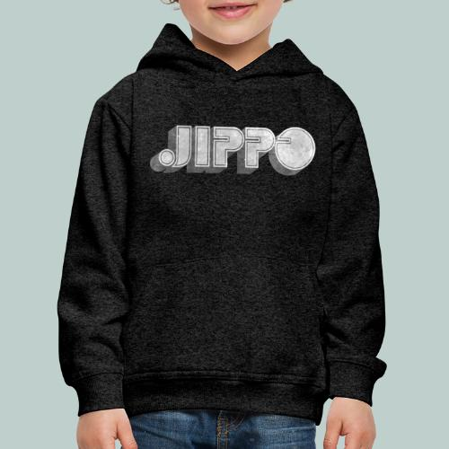 Retro JIPPO logo - Lasten premium huppari
