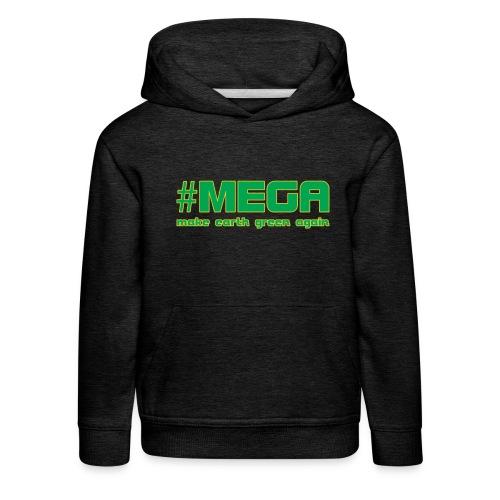 #MEGA - Kinder Premium Hoodie