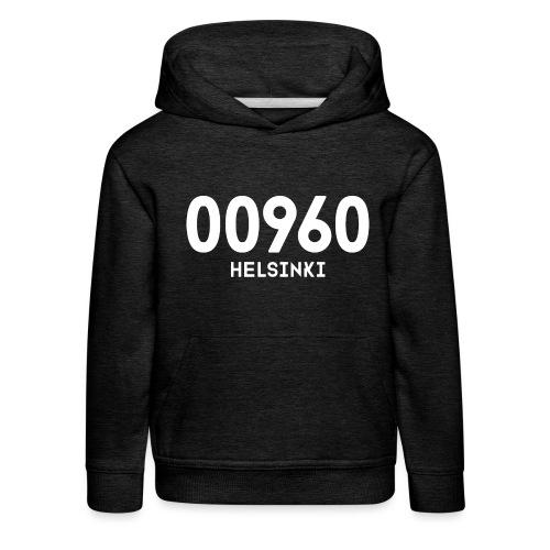00960 HELSINKI - Lasten premium huppari