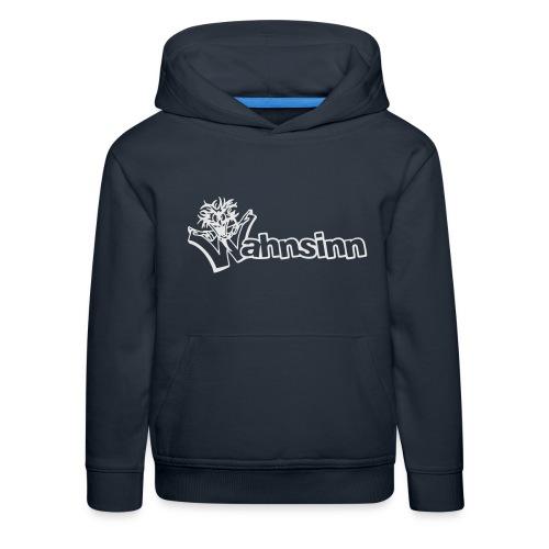 Wahnsinn Logo - Kinderen trui Premium met capuchon