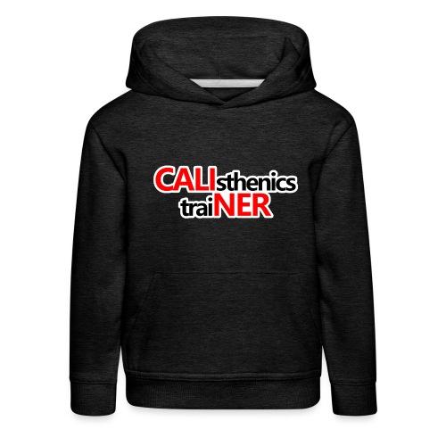 Caliner Snapback cap - Felpa con cappuccio Premium per bambini