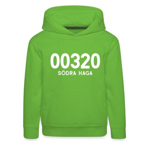 00320 SODRAHAGA - Lasten premium huppari