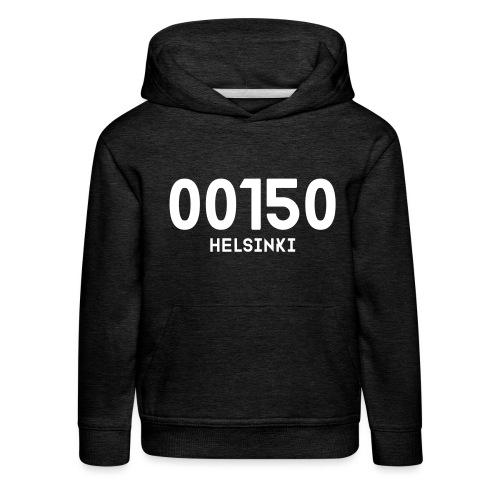 00150 HELSINKI - Lasten premium huppari