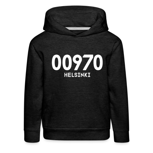 00970 HELSINKI - Lasten premium huppari