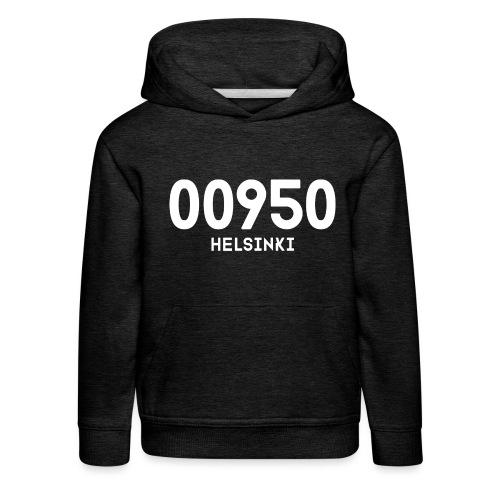 00950 HELSINKI - Lasten premium huppari