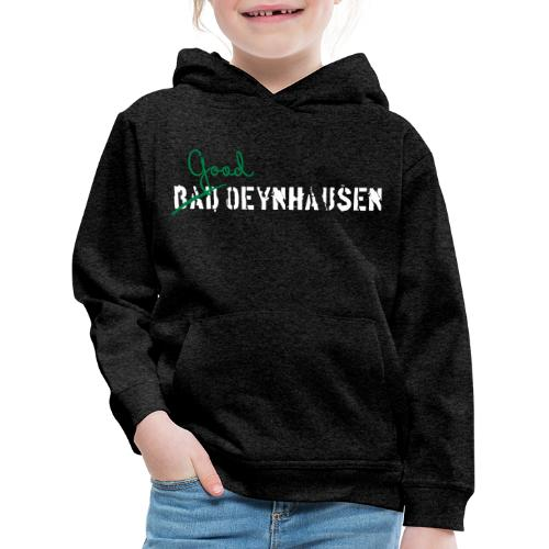 Good Oeynhausen- jetzt auch in Weiß - Kinder Premium Hoodie