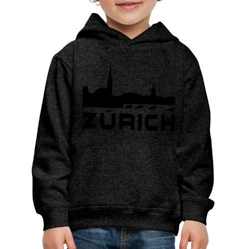 Zürich - Kinder Premium Hoodie