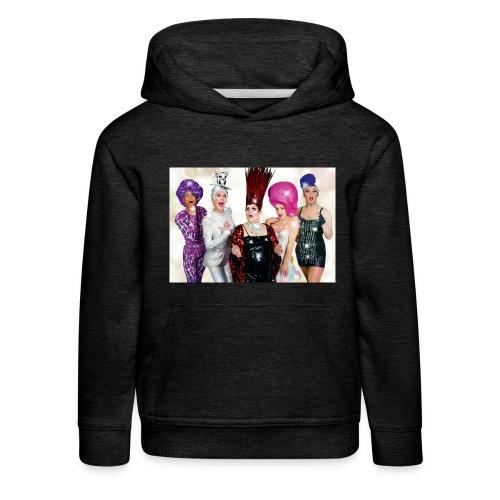 Covergirls - Kinder Premium Hoodie
