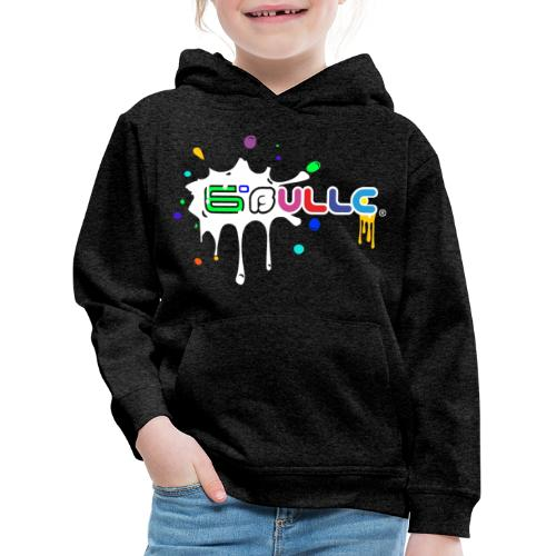 6bulle Spash blanc - Pull à capuche Premium Enfant