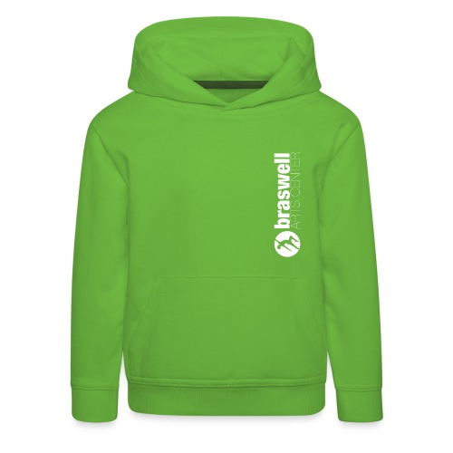 Braswell Arts Center - Kids' Premium Hoodie