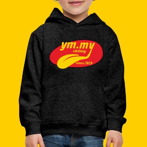 YM.MY clothing LOGO - Kids' Premium Hoodie