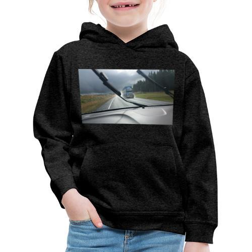LKW - Truck - Neuseeland - New Zealand - - Kinder Premium Hoodie