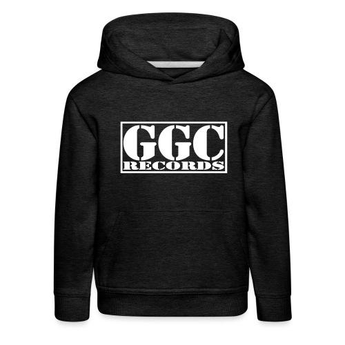 GGC-Records Label-Stempel - Kinder Premium Hoodie