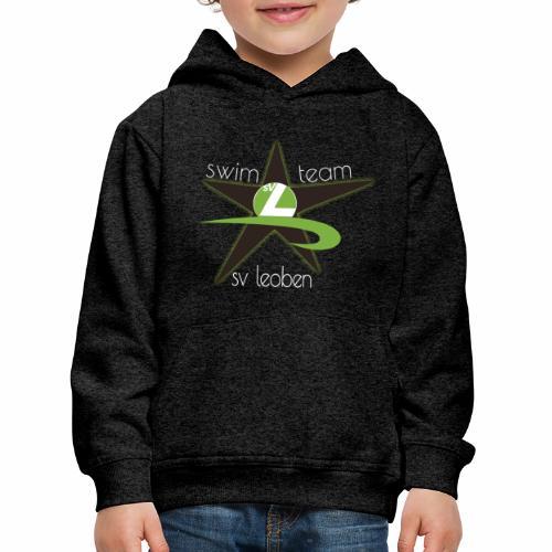 BeAStar SVL Logo für dunklen Hintergrund - Kinder Premium Hoodie
