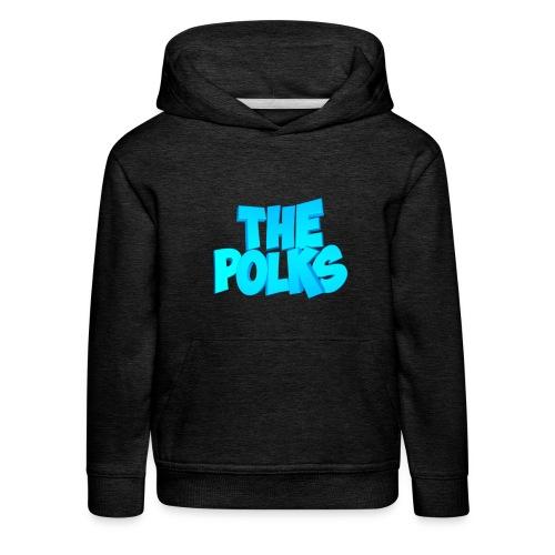 THEPolks - Sudadera con capucha premium niño