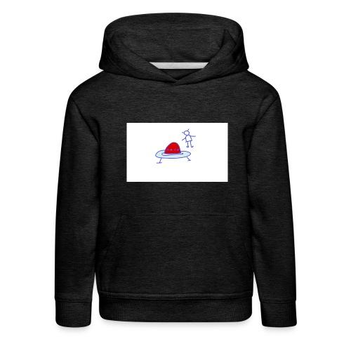 Project 3 - Sudadera con capucha premium niño