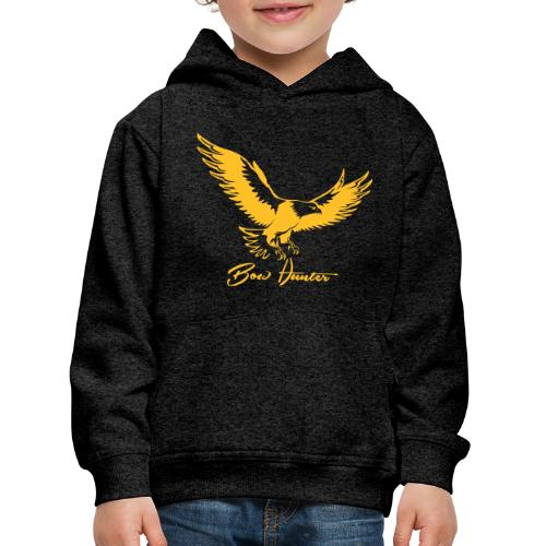 Eagle Bow Hunter - Kinder Premium Hoodie
