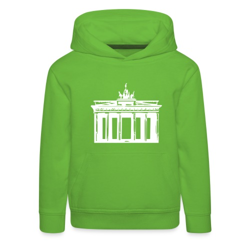 Brandenburger Tor - Kinder Premium Hoodie
