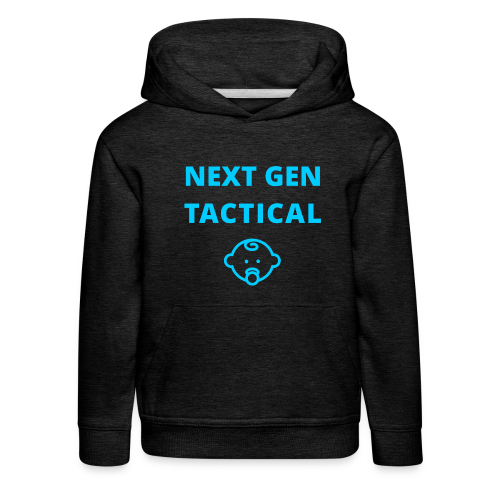 Tactical Baby Boy - Kinderen trui Premium met capuchon