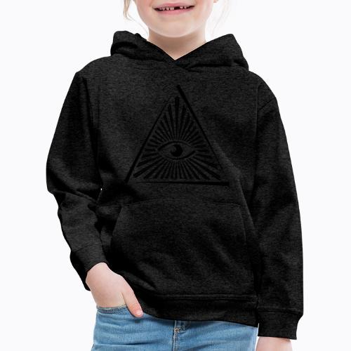 eye - Kids' Premium Hoodie