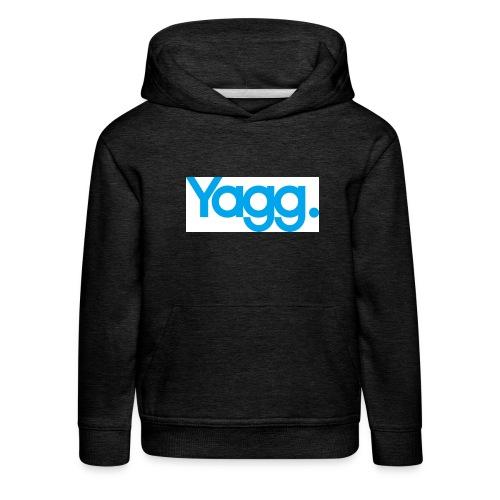 yagglogorvb - Pull à capuche Premium Enfant