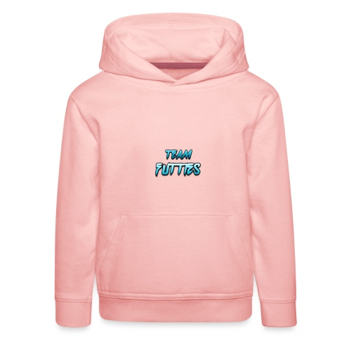 Team futties design - Kids' Premium Hoodie