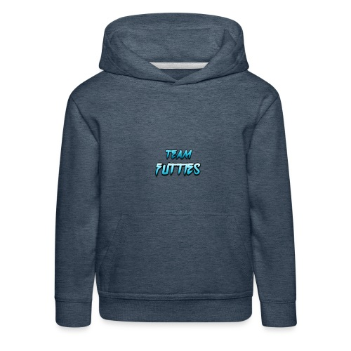 Team futties design - Kids' Premium Hoodie
