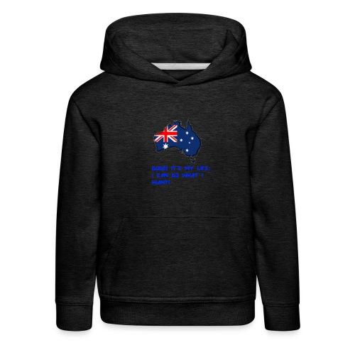 AUSTRALIAN MERCH - Kids' Premium Hoodie