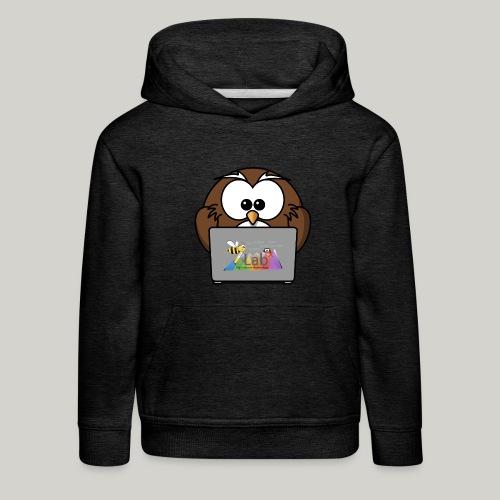iLab.Owl - Kids' Premium Hoodie
