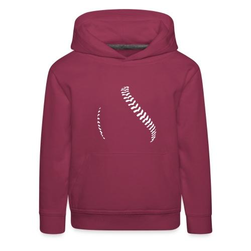 Baseball - Kids' Premium Hoodie