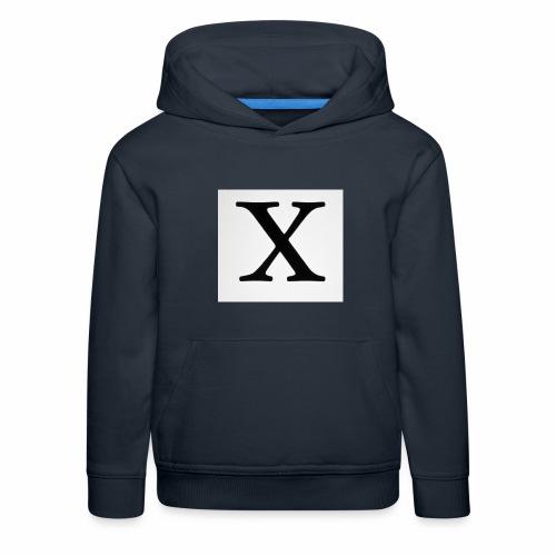 THE X - Kids' Premium Hoodie