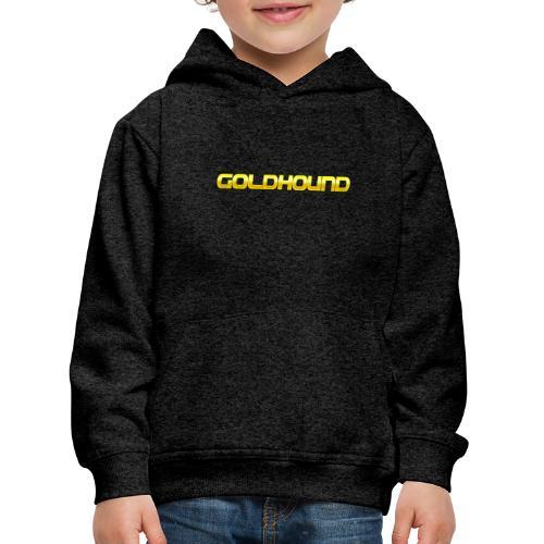 Goldhound - Kids' Premium Hoodie