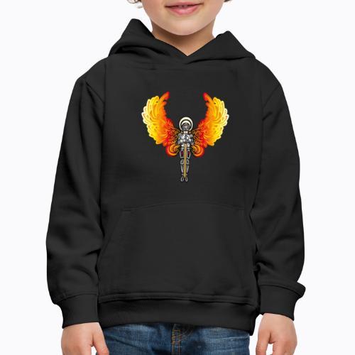 Angel - Kids' Premium Hoodie