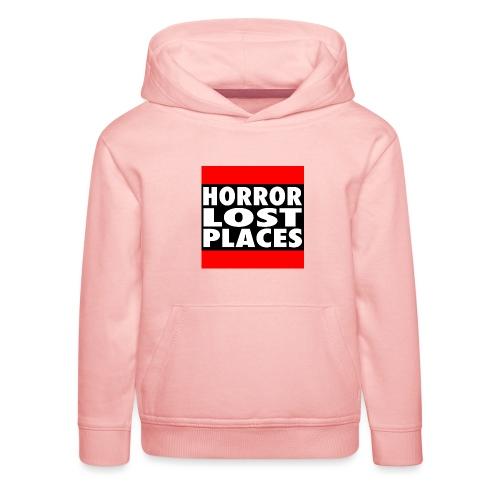 Horror Lost Places - Kinder Premium Hoodie