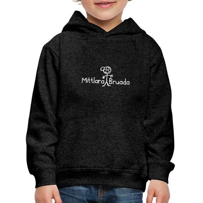 Vorschau: Mittlara Bruada - Kinder Premium Hoodie