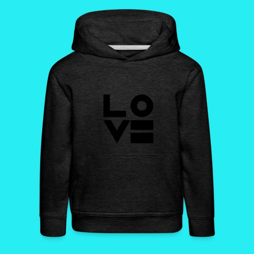 Love5 6 - Kinder Premium Hoodie