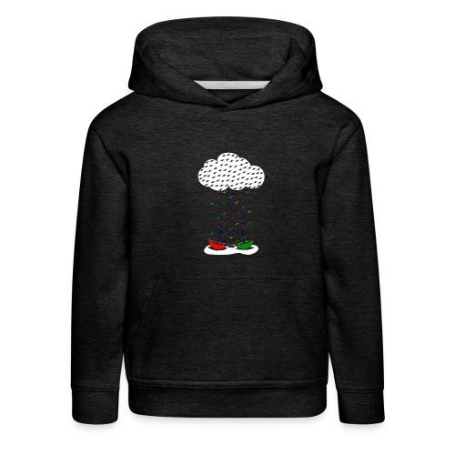 Sweet rain - Sudadera con capucha premium niño